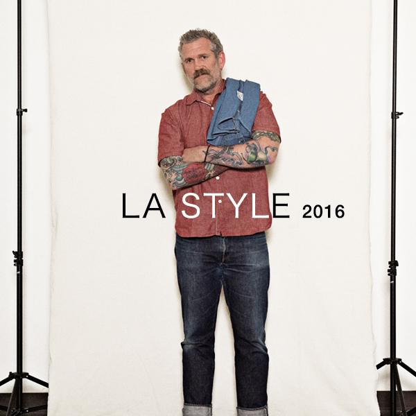 LA STYLE 2016