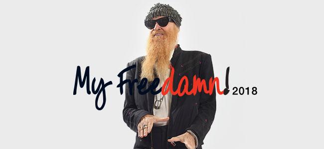 My Freedamn! 2018