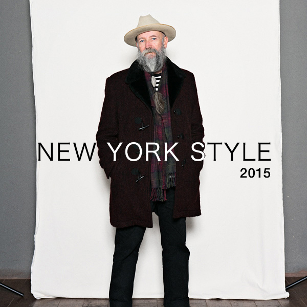 NEW YORK STYLE 2015