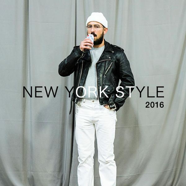 NEW YORK STYLE 2016