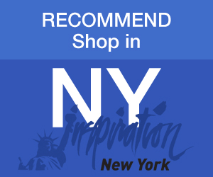recommend shop in New York