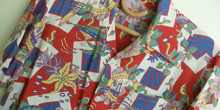 MY Aloha Shirt on Preview night