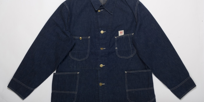"Vintage Auction File 5: Lee's ""Union-Made"" Railroad Jacket"