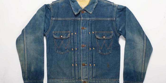 """<!--:en-->Vintage Auction File 21: Wrangler's Denim Jacket """"888MJ""""<!--:-->"""