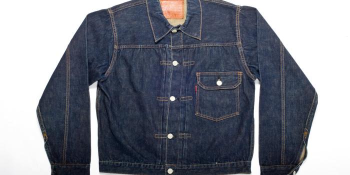 """<!--:en-->Vintage Auction File 8: Levi's 506XX """"Early Leather Patch Model,"""" <!--:-->"""
