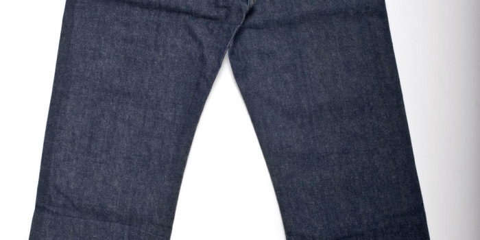 """<!--:en-->Vintage Auction File 13: Levi's 501 """"small e 66 Model,"""" with original flasher papers<!--:-->"""