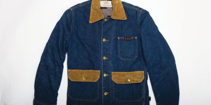 <!--:en-->Vintage Auction File 22: Outdoor Denim & Corduroy Jacket by Big Smith<!--:-->
