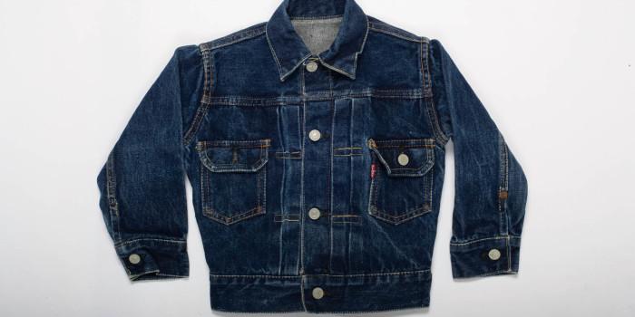 <!--:en-->Vintage Auction File 24: Set of Baby's Jeans Fashions: Levi's 506XX & 503ZXX <!--:-->