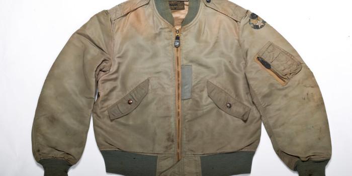"""<!--:en-->Vintage Auction File 27: U.S. Air Force Light Zone Jacket """"L-2B""""<!--:-->"""