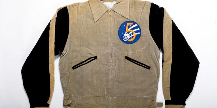 "<!--:en-->Vintage Auction File 30: Embroidered Japan Tour Reversible Jacket ""18th Air Police""<!--:-->"