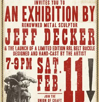 <!--:en-->Motorcycle artist &#8220;Jeff Decker&#8221; will also have his art exhibition at RRL&#8217;s &#8220;AFTER&#8221; party on 2/11 7-9pm<!--:-->