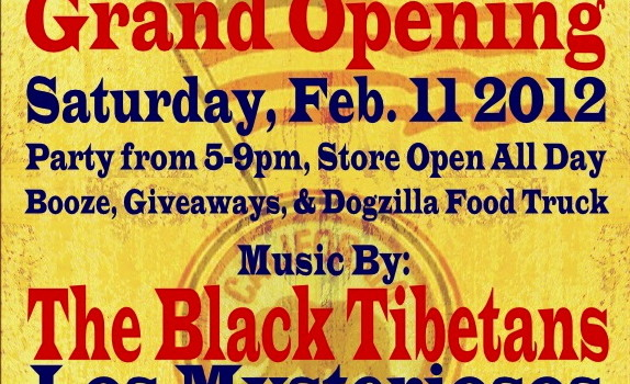 AFTER PARTY 2: Long Beach Trading Co will have opening party on 5-9pm 2/11!!