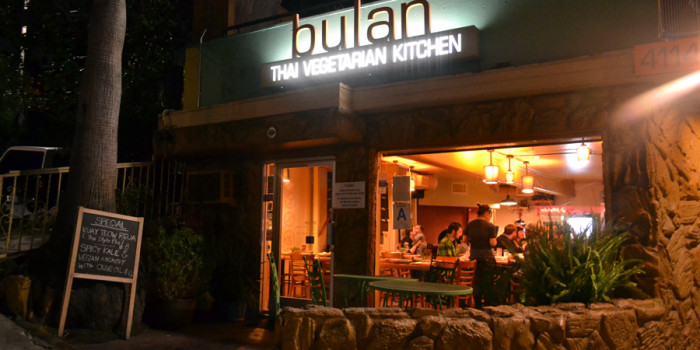 Bulan Thai Vegetarian Kitchen