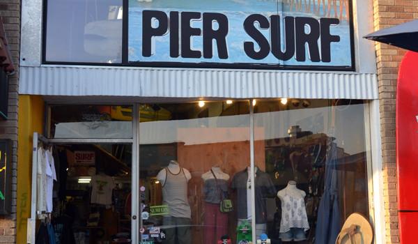 Pier Surf