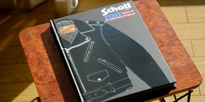 "Finally, my new book ""Schott Bros.: 100 years of an American Original"" released in Japan next week; end of January 2013 in USA!"