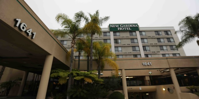 New Gardena Hotel – Smoking Rooms Available!! -