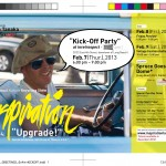 Kick-Off Party tomorrow at inretrospect (4th St. of Long Beach) : 2/7 6-9pm