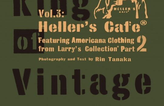 <!--:en-->New Book &#8220;King of Vintage Vol.3: Heller&#8217;s Cafe Part2&#8221; will be released in USA this Oct!<!--:-->