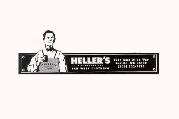 Heller's Cafe