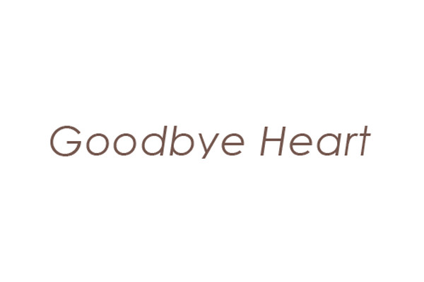 Goodbye Heart