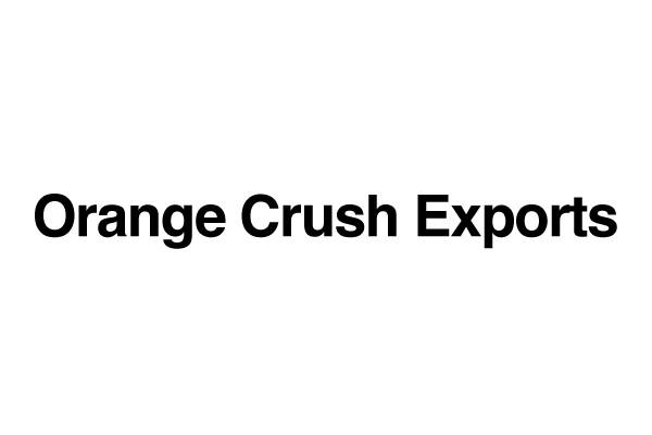 Orange Crush Exports