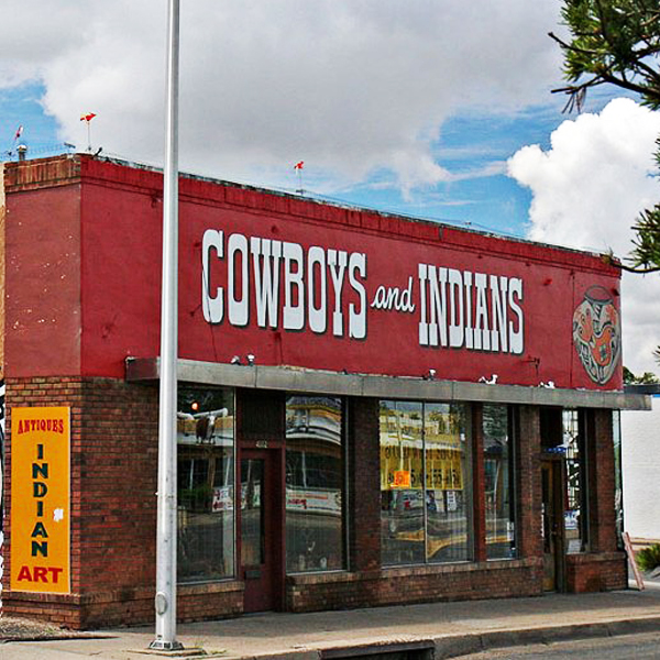 Cowboys & Indians Antiques
