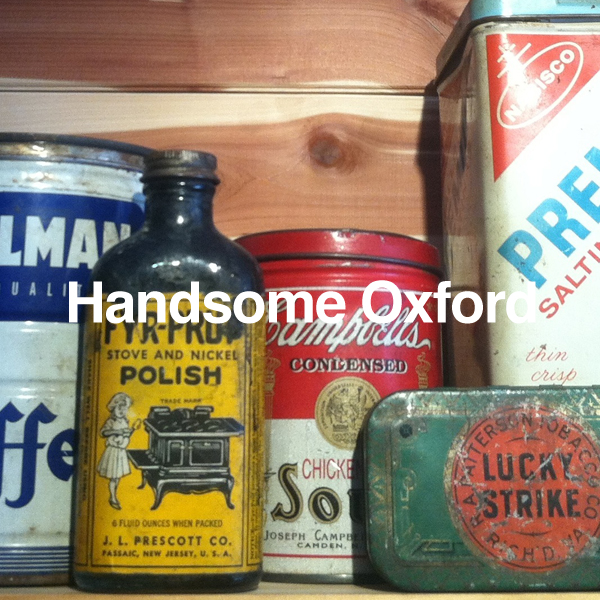 Handsome Oxford