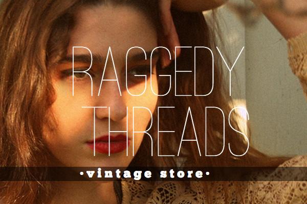 Raggedy Threads Vintage