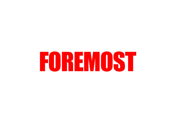 Foremost