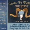 """Santa Fe Vintage Outpost"" opened in Santa Fe, NM!"