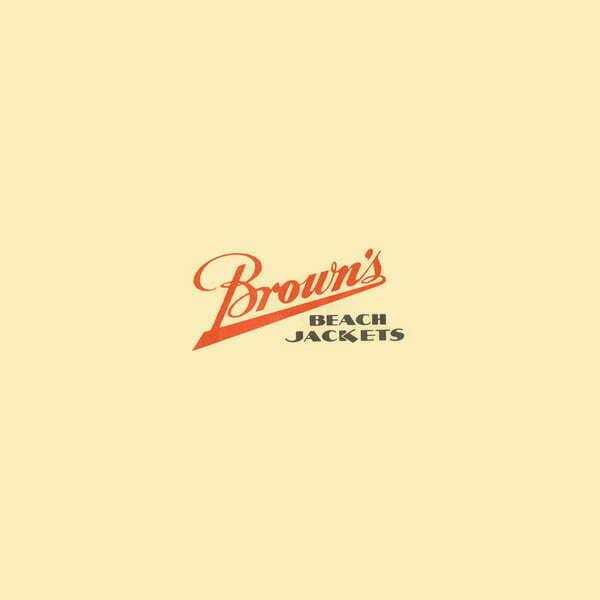 Brown's Beach Jacket
