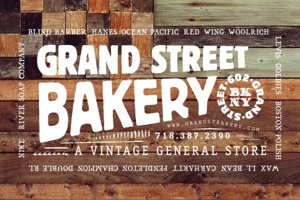 Grand st Bakery