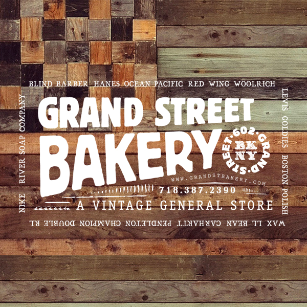 Grand st Bakery