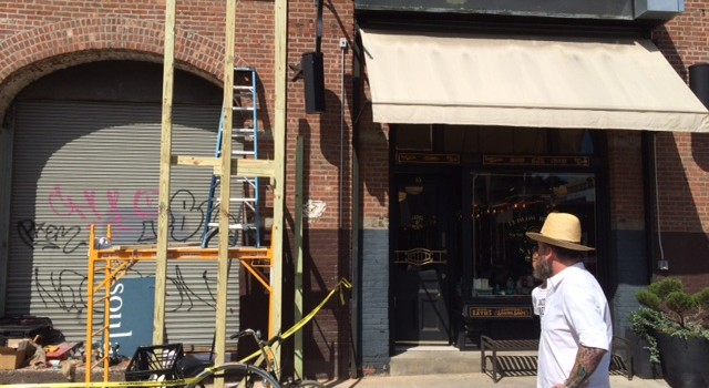 After Party at RRL Brooklyn, new opened on 10/17!!