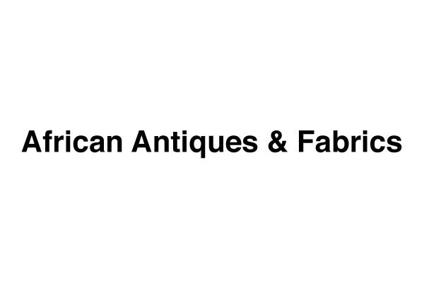 African Antiques & Fabrics