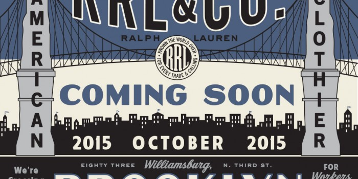 RRL Brooklyn