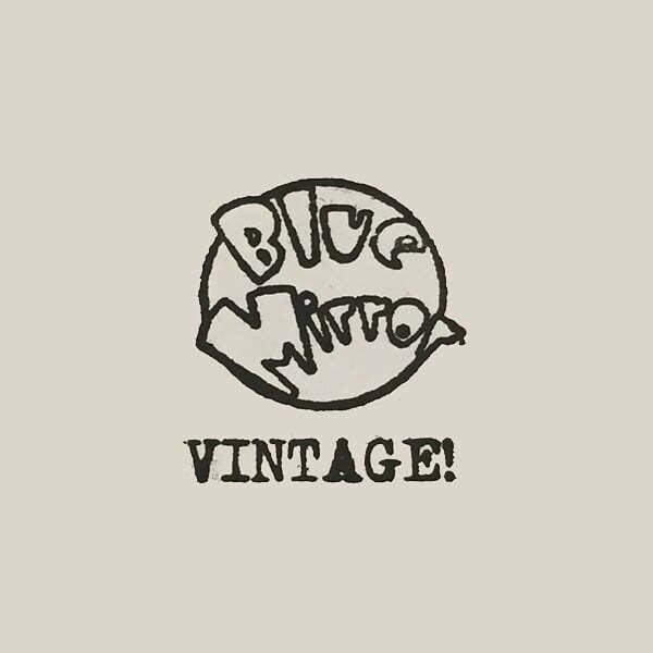Blue Mirror Vintage