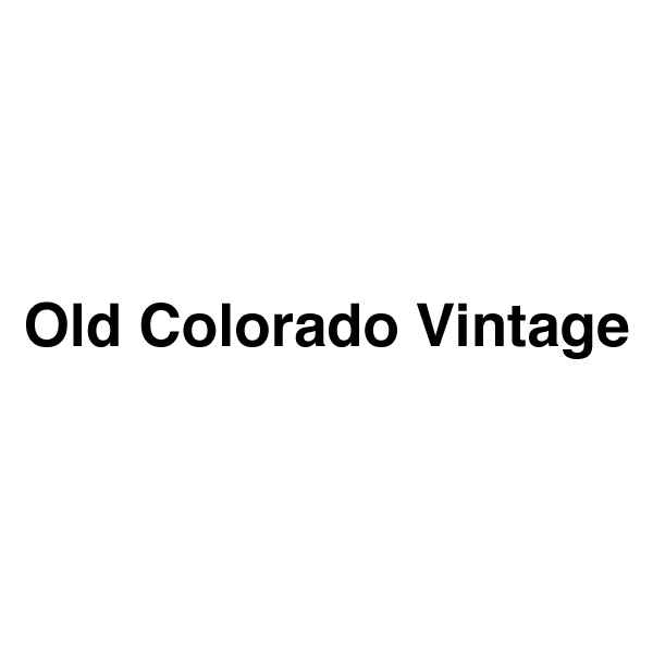 Old Colorado Vintage