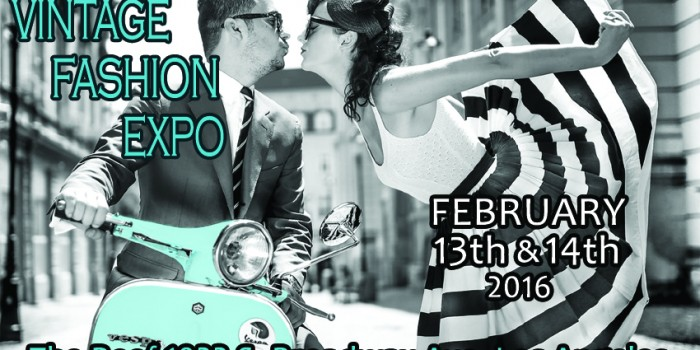 Cross Promotion with Vintage Expo!