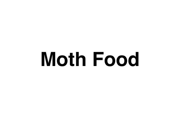 Moth Food
