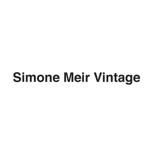 Simone Meir Vintage