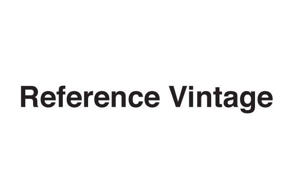 Reference Vintage