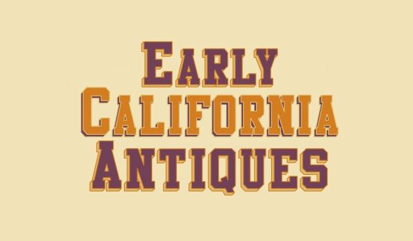 Early California Antiques