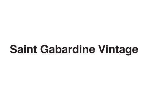 Saint Gabardine Vintage