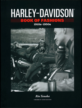 Harley-Davidson Book of Fashions: 1910s-1930s