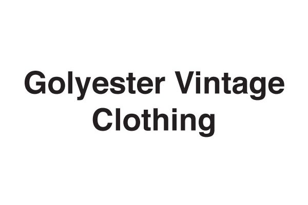 Golyester Vintage Clothing