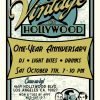 Party News! Vintage on Hollywood by Snappy Gabs will have an anniversary party this Sat 7-10pm!