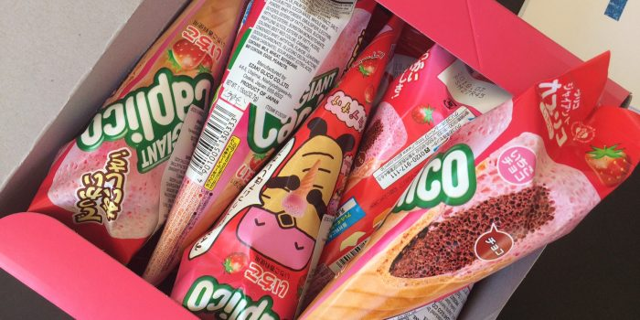 1000 Giant Caplico by Glico will FREE gift to early birds!!