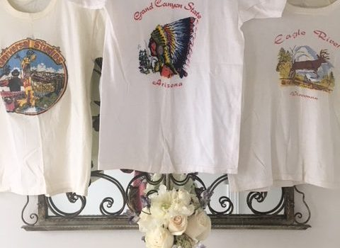 Hopscotch Vintage will bring very rare t-shirts from 1950s-1960s!!