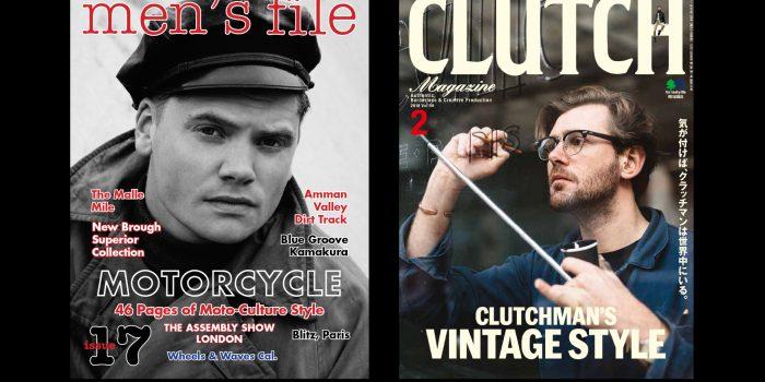 """Clutch Magazine +Men's File will have a """"Pre-Party"""" at Schott La Brea store on 2/8 7am-10pm!"""